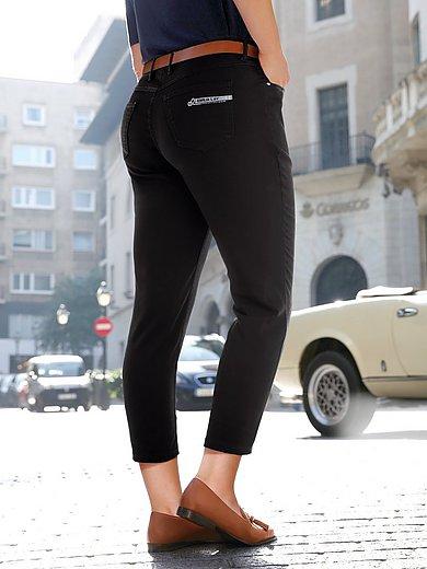 Emilia Lay - Vajaamittaiset housut, RED Style -malli.