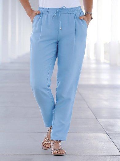 Emilia Lay - Broek in jogg-pant-stijl met elastische band