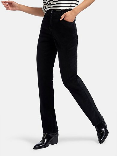 Brax Feel Good - Le pantalon velours Feminine Fit modèle Carola