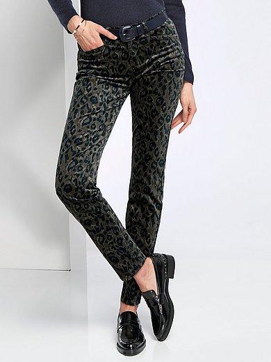 Brax Feel Good - Le pantalon en velours skinny modèle Shakira