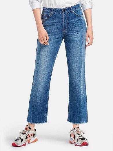 DAY.LIKE - Enkellange Wide Fit-jeans in 5-pocketsmodel