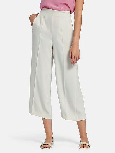(THE MERCER) N.Y. - Culottes with slash pockets