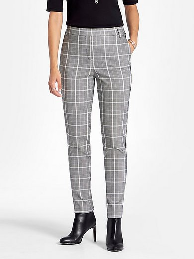 Peter Hahn - Ankle-length pull-on trousers Barbara fit