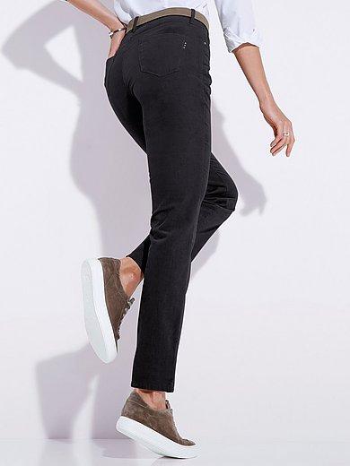Brax Feel Good - Le pantalon en velours Feminine Fit modèle Carola