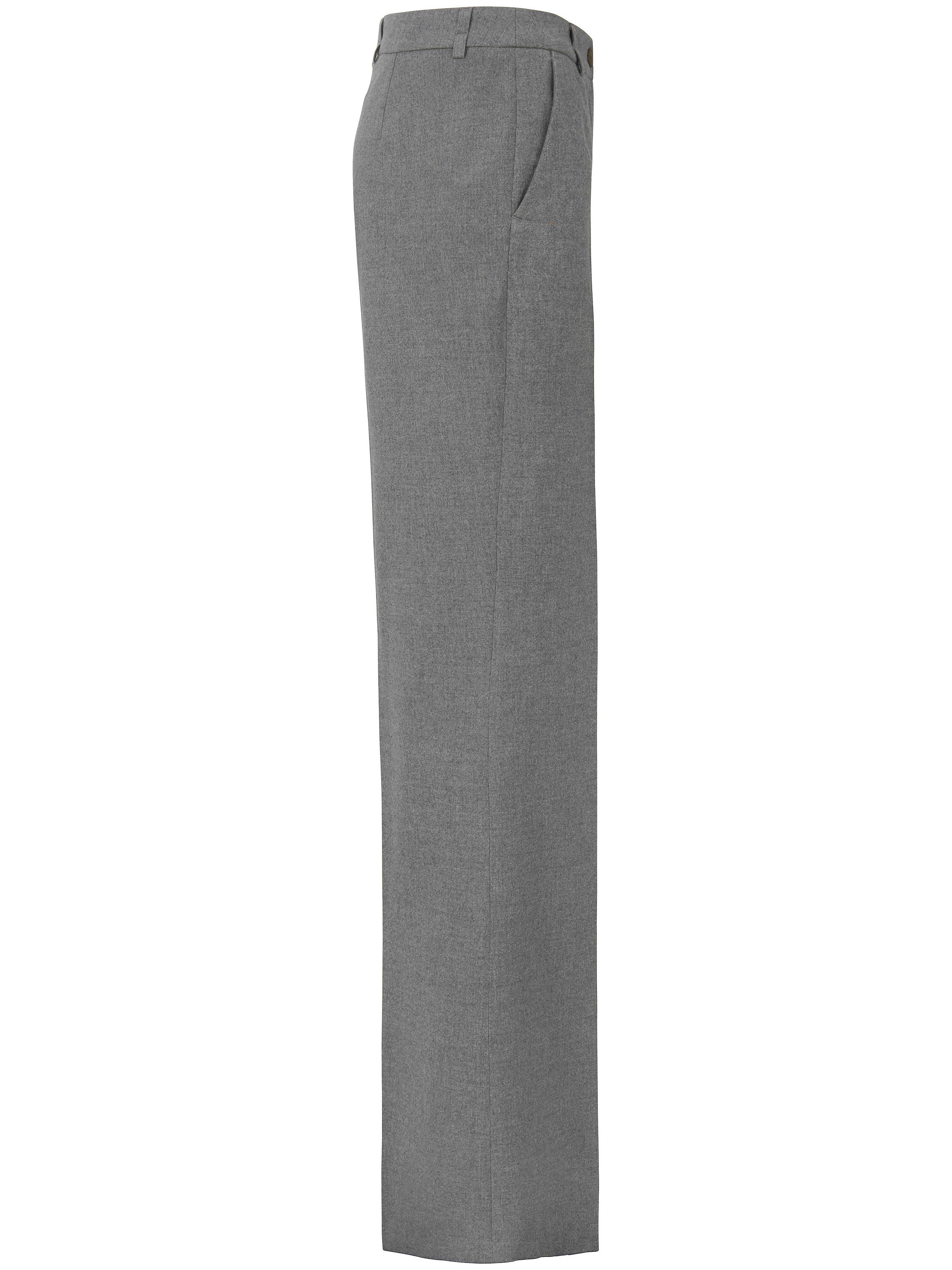 Bukser pasform 'Wide Fit' Fra DAY.LIKE grå