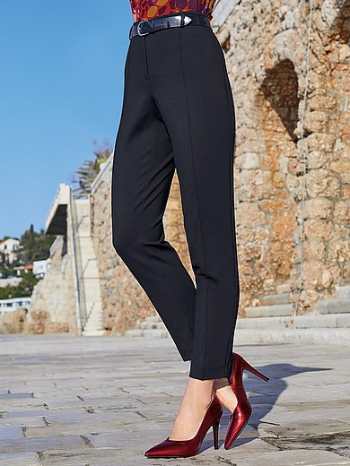 Uta Raasch - 7/8-length jersey trousers