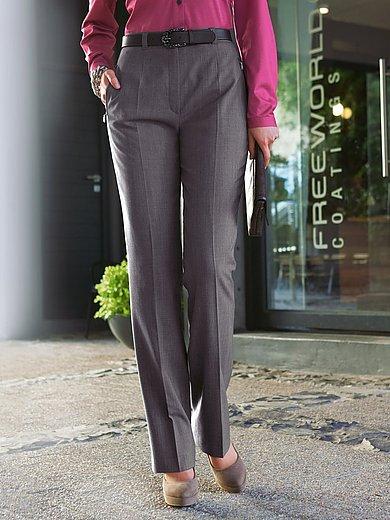 Raphaela by Brax - Komfortable Stretch-Hose mit Bügelfalten