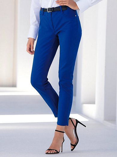 Betty Barclay - Le pantalon en coton stretch