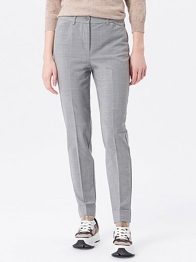 Peter Hahn - Ankle-length trousers – Barbara fit