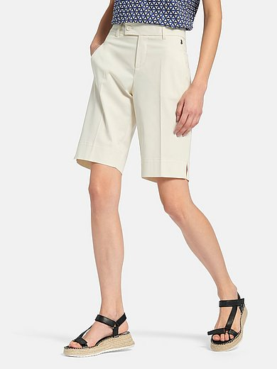Bogner - Bermuda shorts in stretch cotton