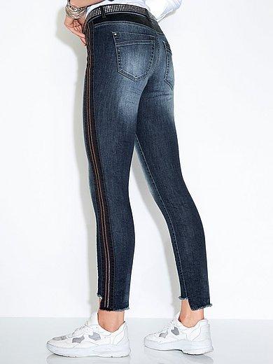 Glücksmoment - Ankellånga jeans, model: gill