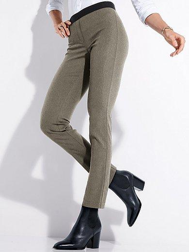 Peter Hahn - Slip-on trousers - BARBARA fitting