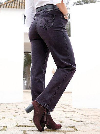 KjBrand - Farkut, Babsie Straight Leg -istuvuus