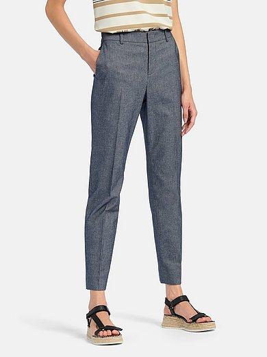 Bogner - Slim fit denim look trousers