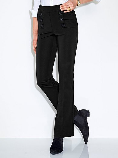 UP! the pant with THINCREDIBLE! Fit ™ - Hose mit höherem Bund