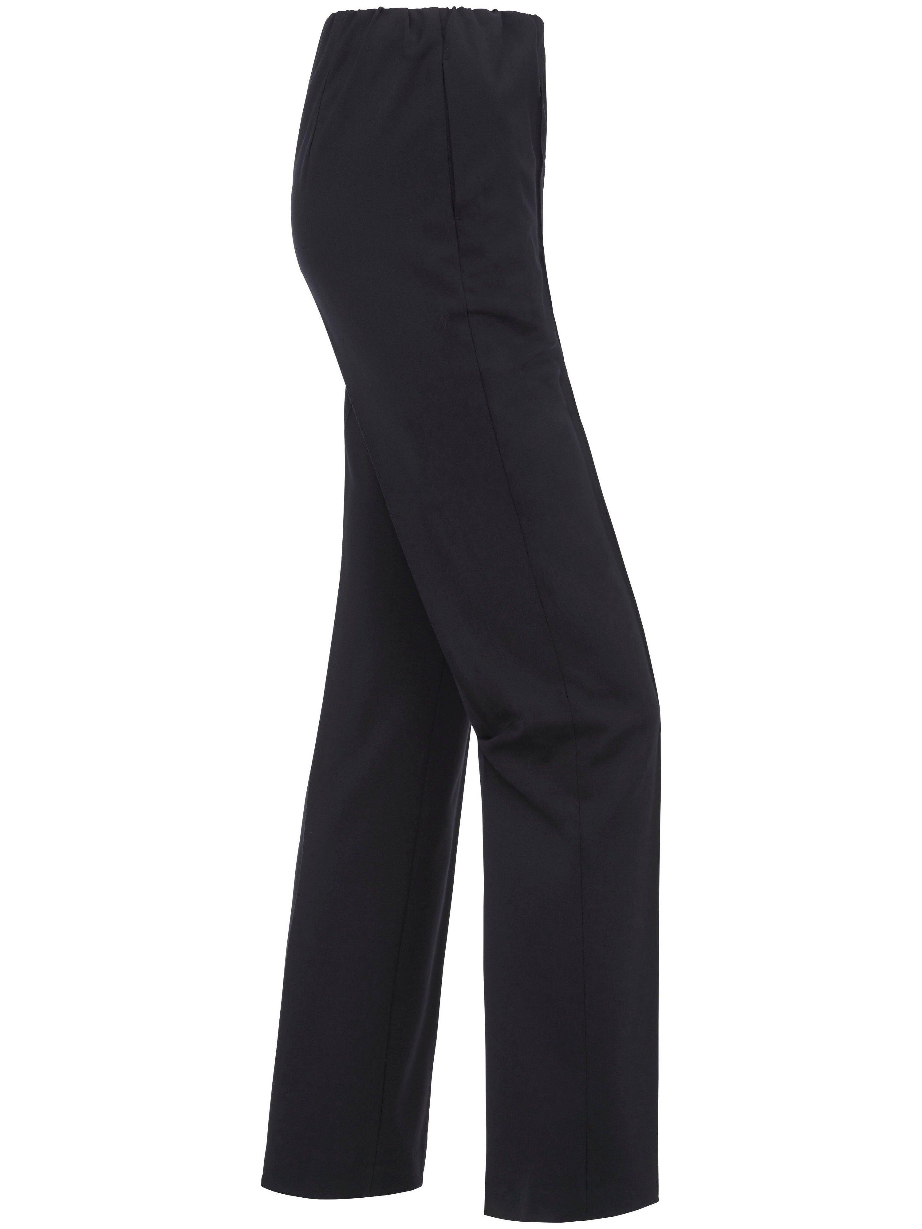 Bukser uden lukning, model PAULA Fra Raphaela by Brax blå