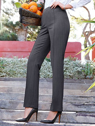 "Raphaela by Brax - Slip-on ""ComfortPlus"" trousers - Design - RUTH"