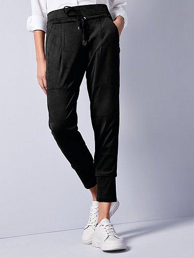 Raffaello Rossi - Enkellange broek model Candice in jogg-pant-stijl