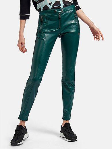 Sportalm Kitzbühel - Trousers in faux leather