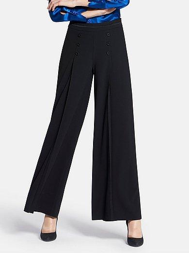 Basler - Tyylikkään leveälahkeiset housut