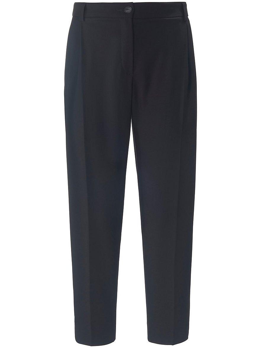 Knöchellange Wide Fit-Bundfalten-Hose DAY.LIKE schwarz Größe: 48   Bekleidung > Hosen > Bundfaltenhosen   DAY.LIKE