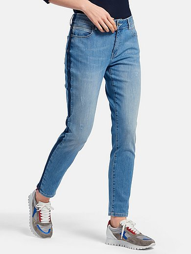 Looxent - Jeans in iets korter model in coole wassing