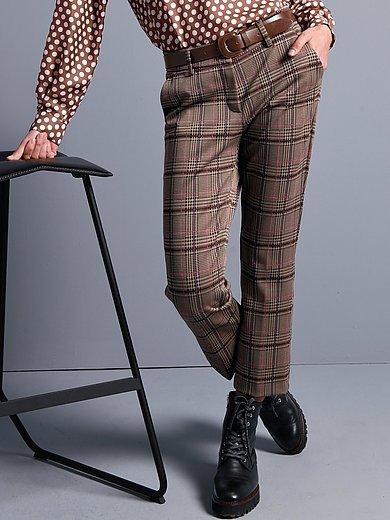 Raffaello Rossi - Vajaamittaiset-housut, DORA CROPPED -malli