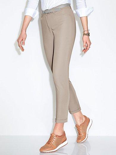 Brax Feel Good - Nilkkapituiset Modern Fit -housut, Maron-malli