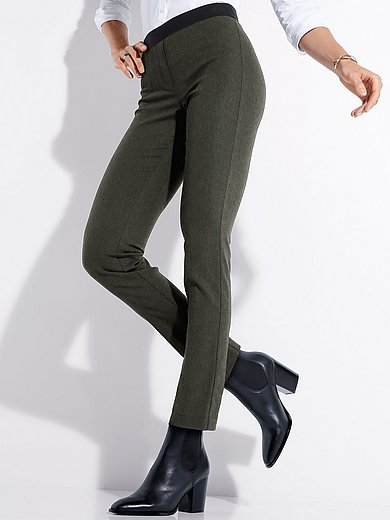 Peter Hahn - Slip-on trousers - BARBARA fitting