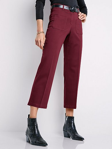 Brax Feel Good - Wide fit 7/8-broek model Maine S