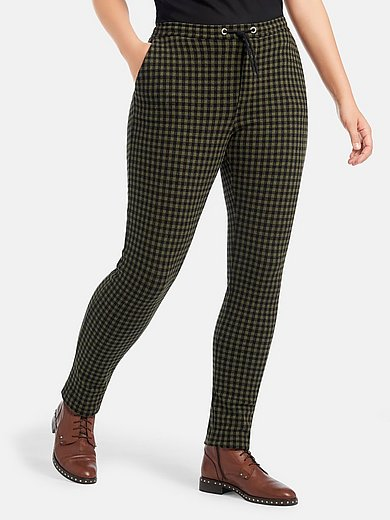 Anna Aura - Le pantalon en carreaux vichy