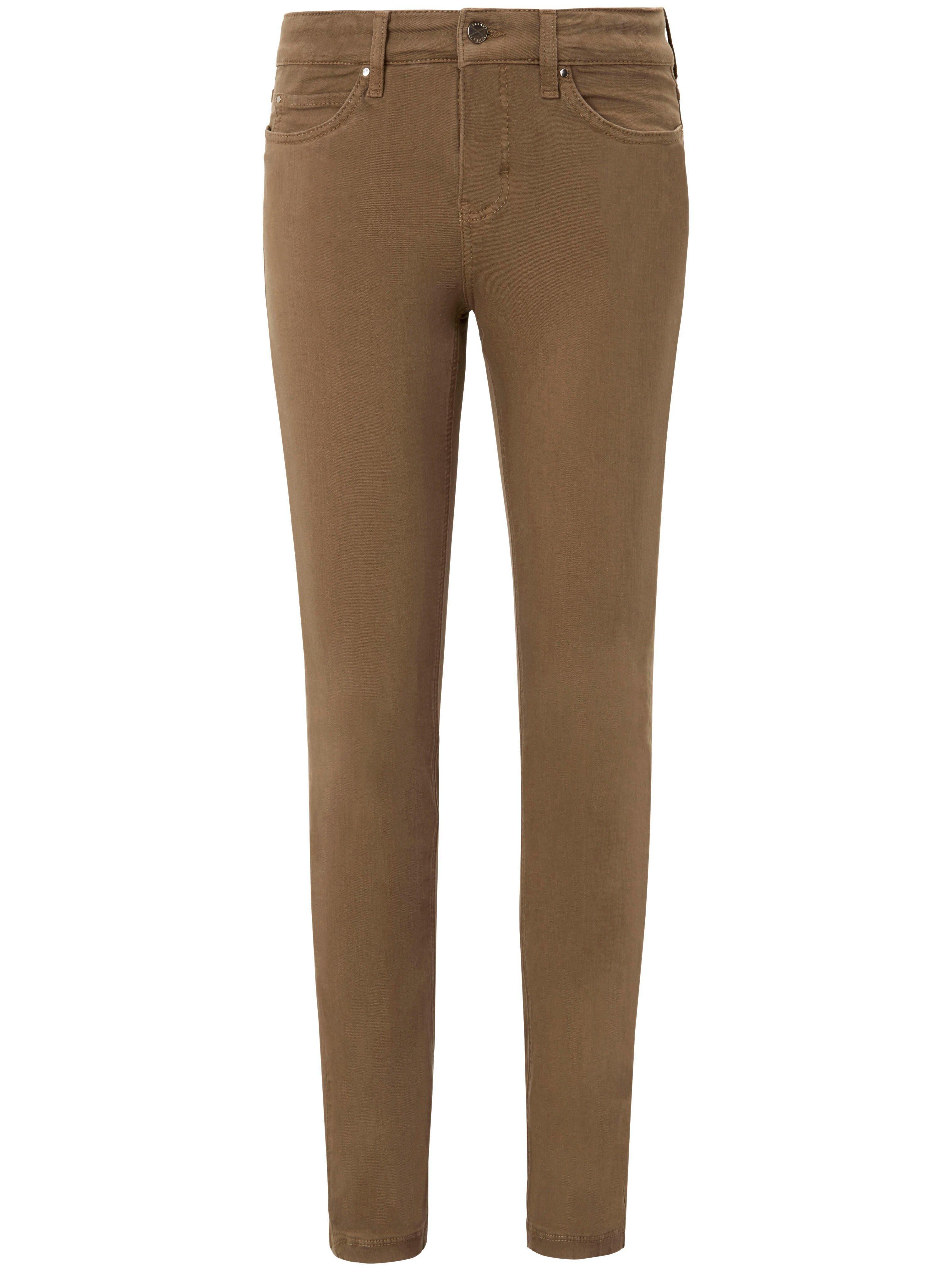 Damen Jeans Dream Skinny in 28-Inch Mac beige | Plus Size | 04059347730749