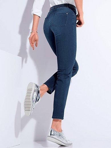 Peter Hahn - Le jean à enfiler coupe 4 poches Sylvia