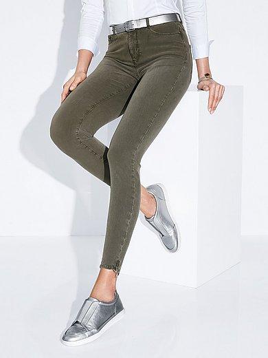 Mac - Enkellange jeans, Inchlengte 27