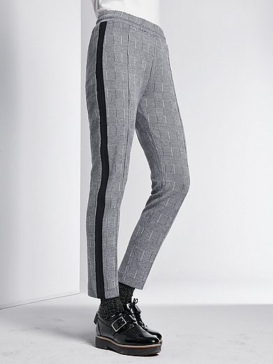 Margittes - Le pantalon longueur chevilles