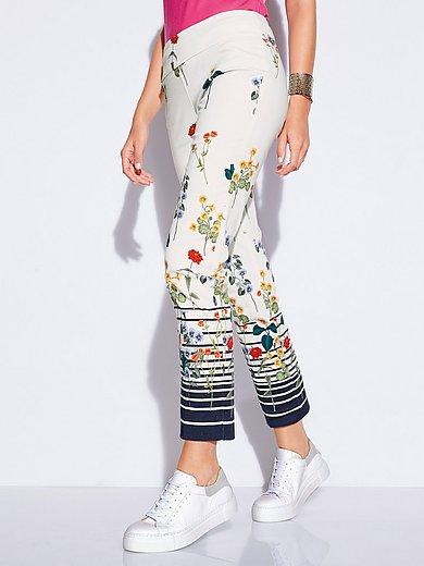 Lisette L. - Enkellange shaping-broek met modellerende band