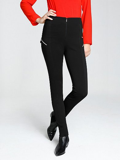 Sportalm Kitzbühel - Jersey trousers in super-stretch material