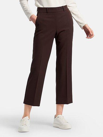 DAY.LIKE - Le pantalon 7/8 Wide Fit à plis marqués