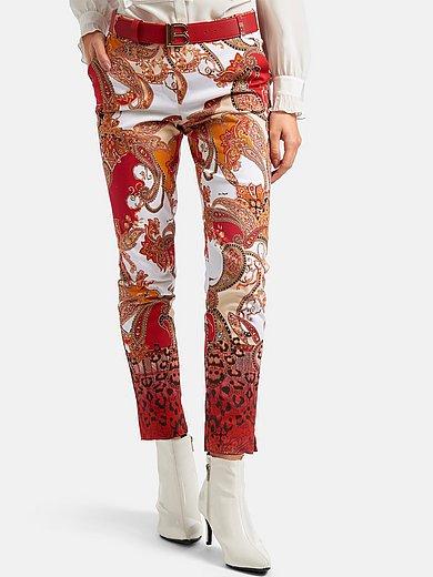 Laura Biagiotti Roma - Le pantalon avec zip invisible devant