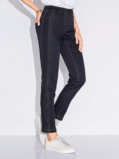 Peter Hahn - Pull-on jeans Barbara fit