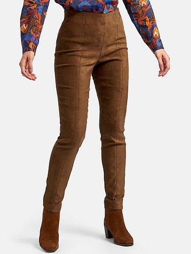 Laura Biagiotti Roma - Les leggings avec zip côté