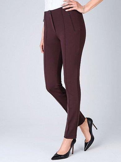 Brax Feel Good - Enkellange 'Skinny Fit'-broek model Millis