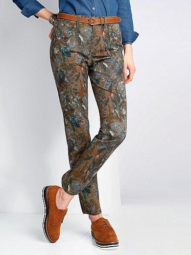Peter Hahn - Enkellange jeans model Barbara