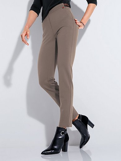 Relaxed by Toni - Jersey-Schlupf-Hose Passform Slim Fit - CS