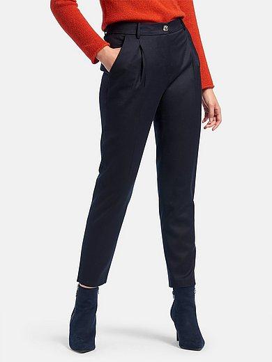 Fadenmeister Berlin - Le pantalon longueur chevilles à plis marqués