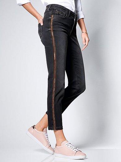 Mac - Enkellange jeans model VELVET CHAIN