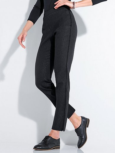 Toni - Le pantalon modèle Jenny Business coupe SlimFit CS