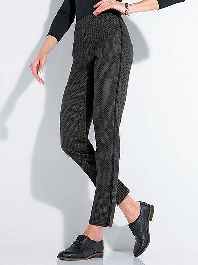 Toni - Vetoketjuttomat housut, Jenny Business -malli