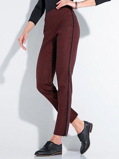 Toni - Le pantalon modèle Jenny Business coupe SlimFit CS
