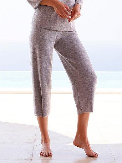 include - Le pantalon 7/8 100% cachemire